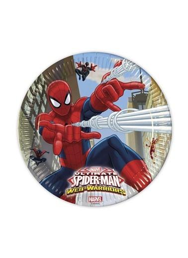 Ultimate Spiderman Büyük Tabak 8'li-Spiderman